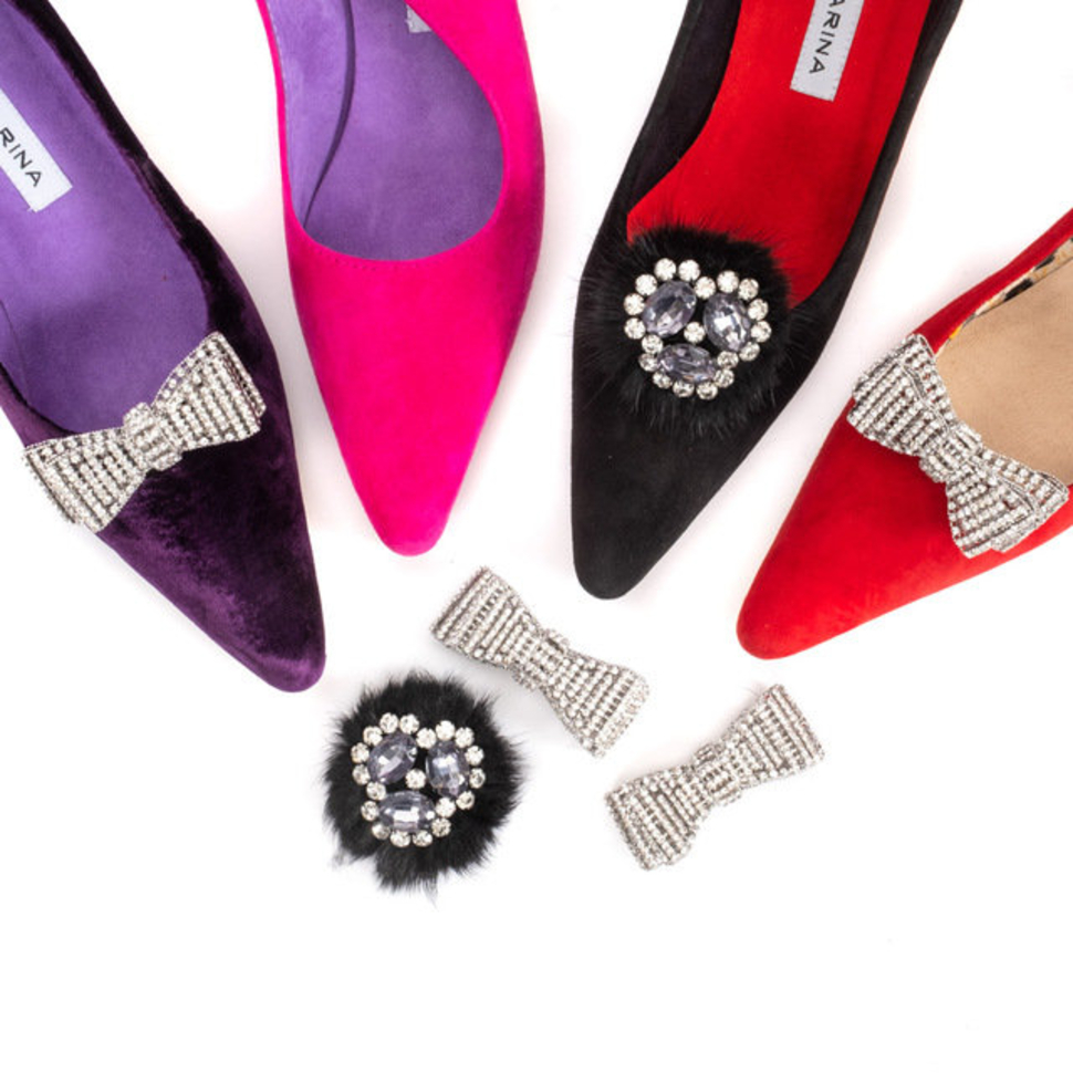 Jewels for Shoes