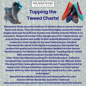 Top of the Tweed Charts
