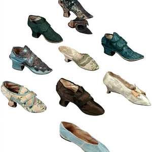 Shoes have come a long way....or have they?