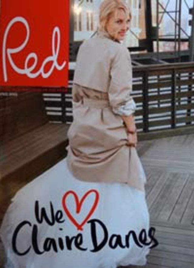 Red Magazine - Mandarina Shoes in the media