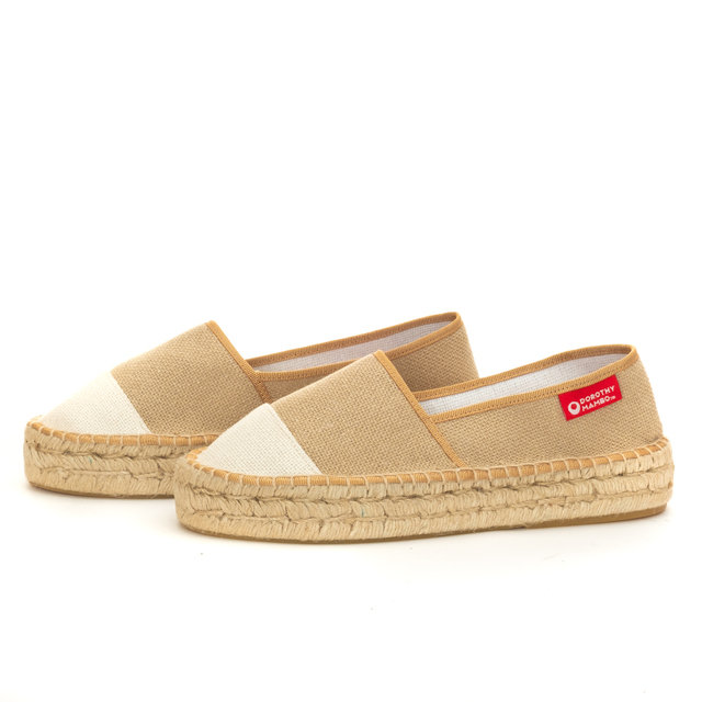Hemp Espadrilles/sizes 37&41