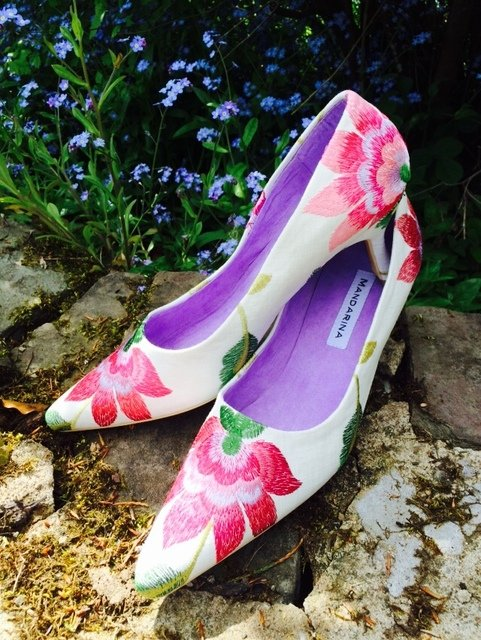 Bespoke Wedding Shoe Service