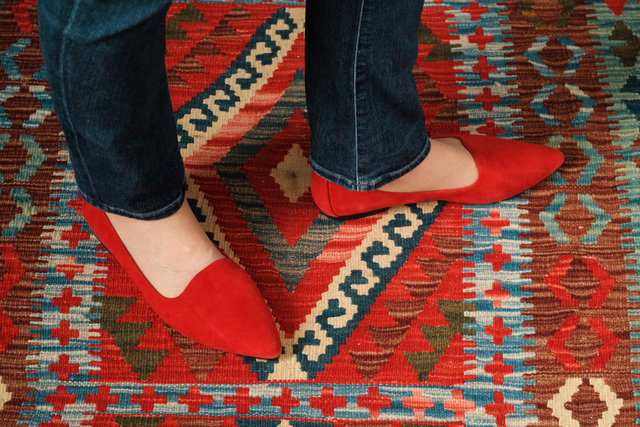Chelsea Flats / red