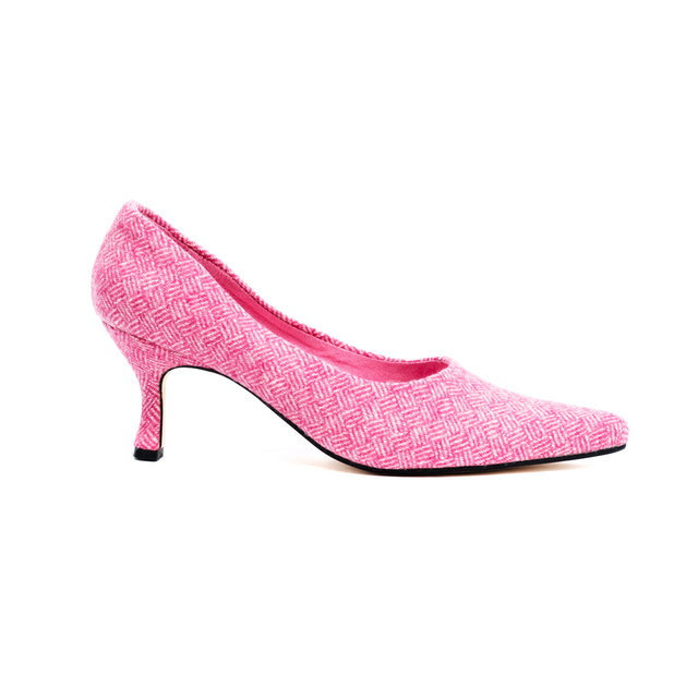 Ella Court Shoe / Pink Hyacinth