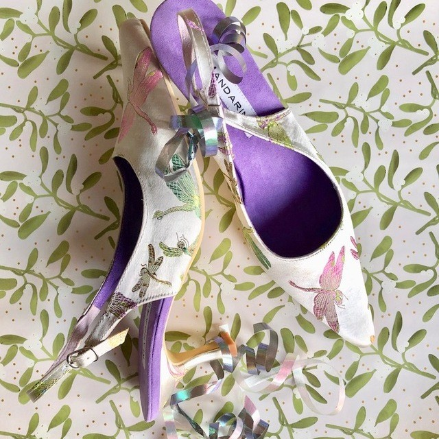 Fairytale Wedding Shoes