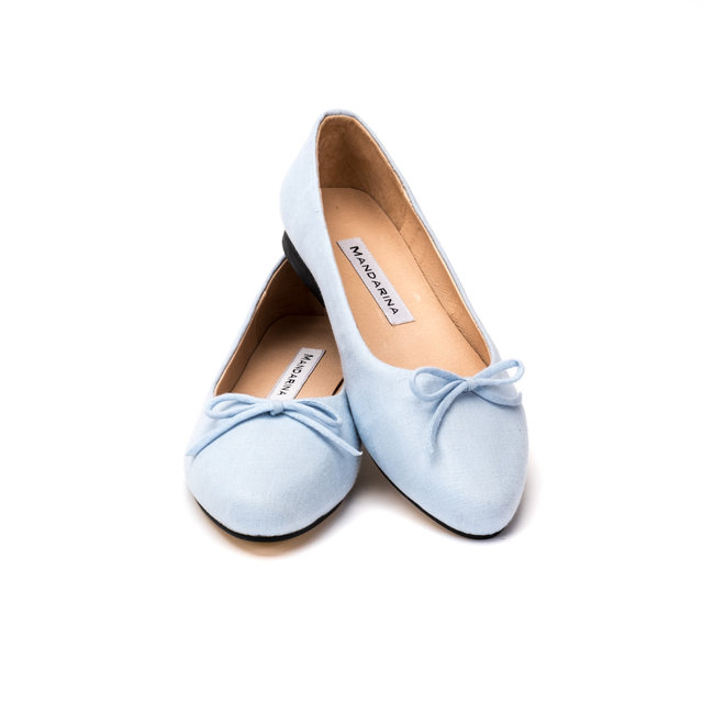 Forget-me-Not Pumps