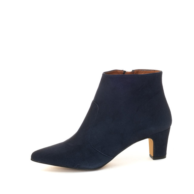 Navy Freya Ankle Boots | Ankle Boots