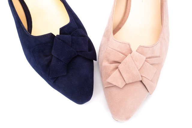 Georgina Slingbacks / Navy