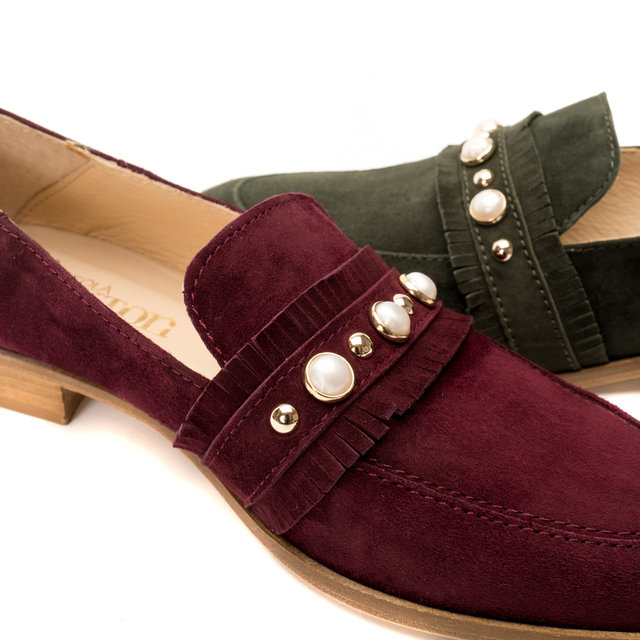 Mulberry Penny Loafer