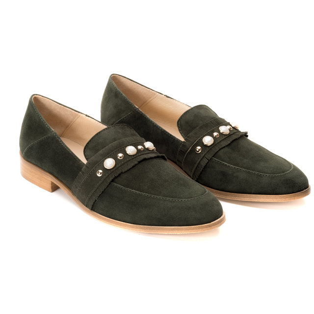 Sage Penny Loafer