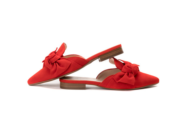 Marnie Mules / Flame Red