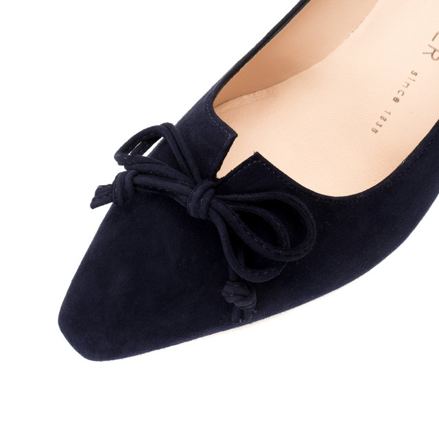 Mizzy Court Shoes / Navy
