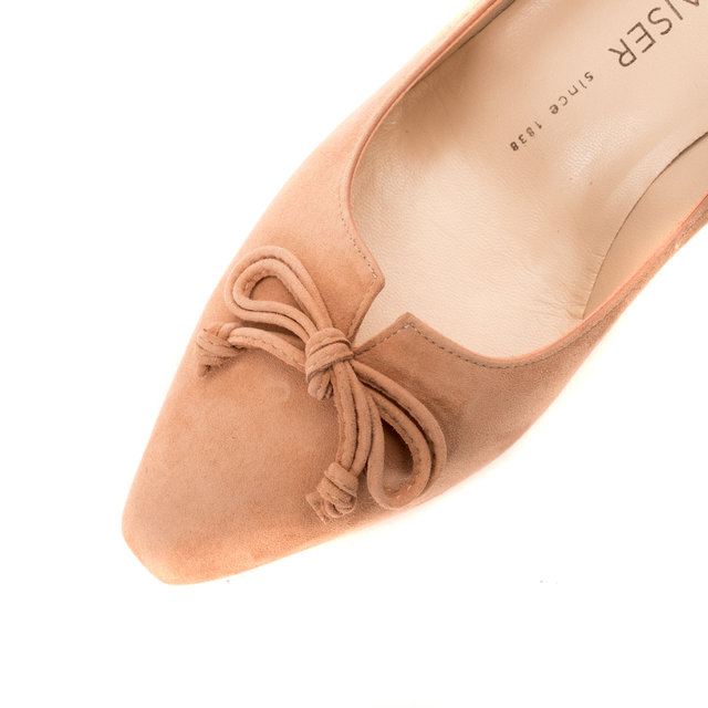 Mizzy Court Shoes / Nude