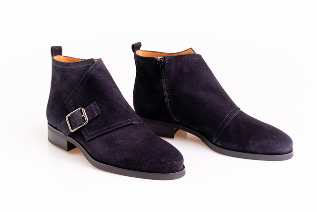 Soho Shoe Boot / navy