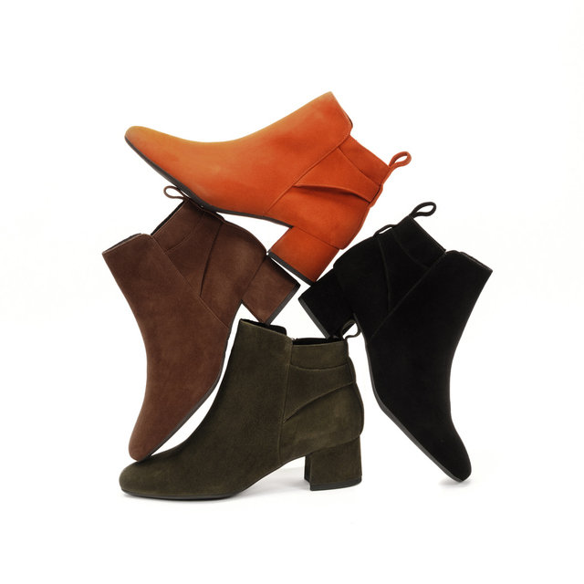 Tamara Boots / Forest  Thumbnail