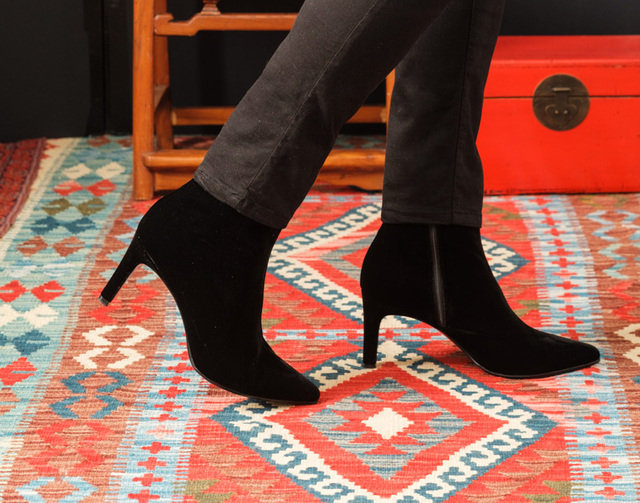 Velvet Evening Boots Thumbnail