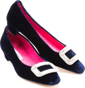 Opera Court shoes / navy