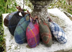 Harris Tweed Shoe Shapers