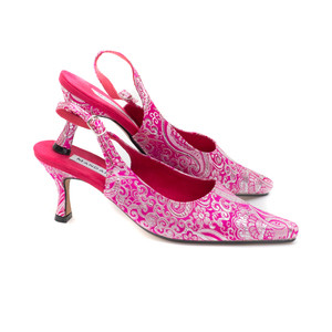 Tinsel Party Shoes