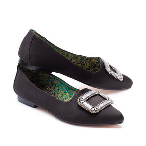 Vivier Satin Evening Pumps