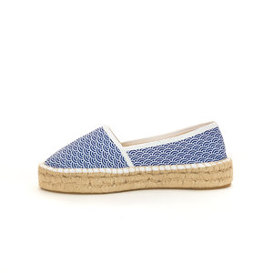 Blue Wave Espadrilles