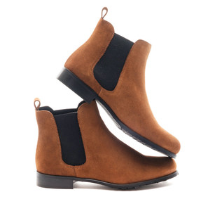 Chelsea Boots / Caramel