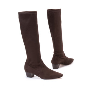 Classic Long Boots / Brown