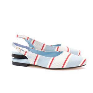 Deckchair Stripe Sandals