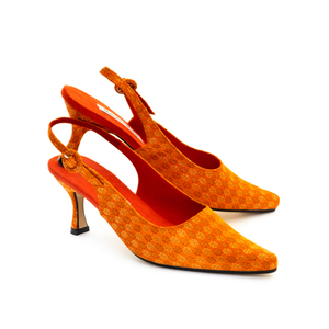 Flamenco Slingbacks