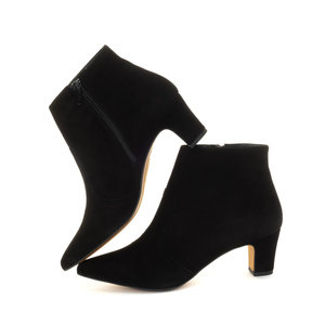 Freya Ankle Boots / Black