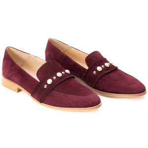Christmas Loafer / Burgundy