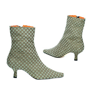 Sage Spot Ankle Boot