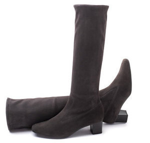 Ofela Long Boot / Carbon