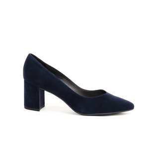 PORTIA COURT SHOES / Navy