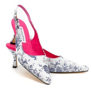 Belle Songbird Slingbacks