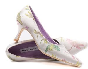 Wedding Court Shoe / SECONDS