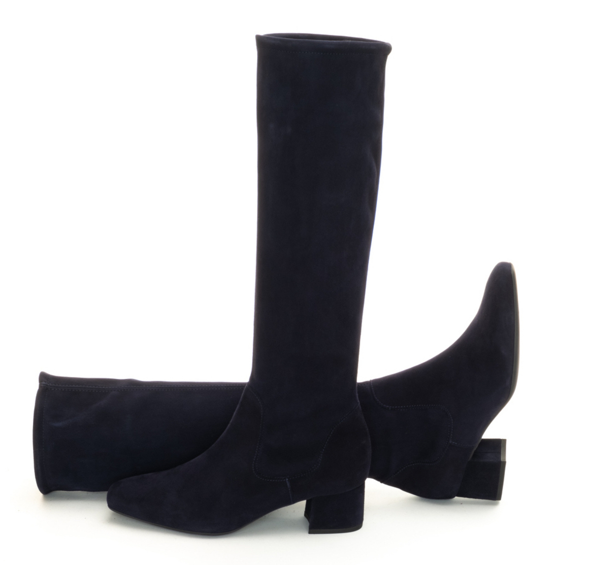 Bella Boots / Dark Navy