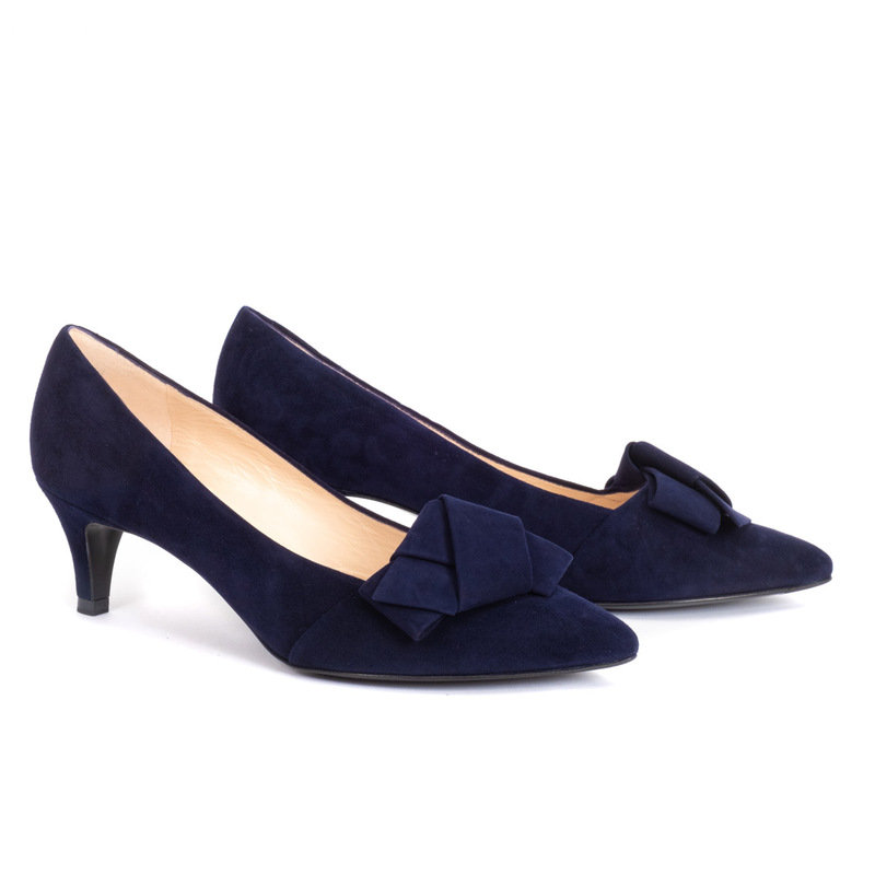 Catiana Court Shoes / Navy