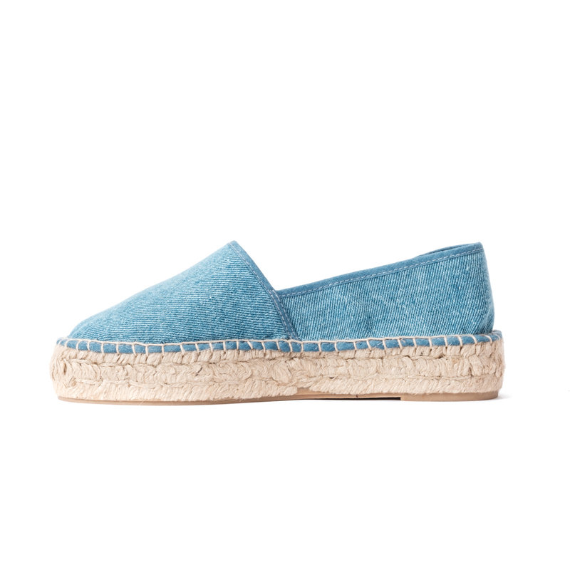 MOLLY ESPADRILLES / Denim